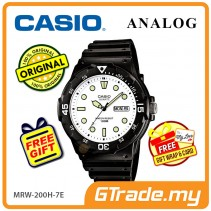 CASIO STANDARD MRW-200H-7EV Analog Mens Watch | Day Date Display