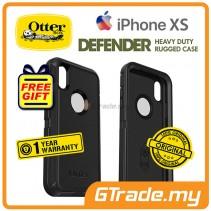 OTTERBOX Defender Belt Clip Holster Case   Apple iPhone Xs - Black *Free Gift