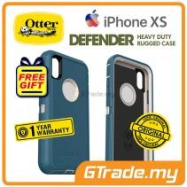 OTTERBOX Defender Belt Clip Holster Case   Apple iPhone Xs - Big Sur *Free Gift