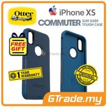 OTTERBOX Commuter Dual Layer Tough Case   Apple iPhone Xs - Bespoke Way *Free Gift