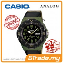 CASIO STANDARD MRW-200HB-3BV Analog Mens Watch | Day Date Display