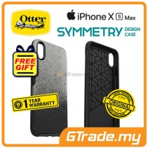 OTTERBOX Symmetry Graphic Case | Apple iPhone XS Max - Ashed For It *Free Gift