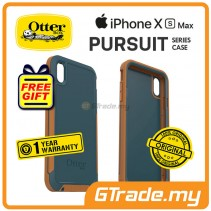 OTTERBOX Pursuit Thin Toughest Case | Apple iPhone XS Max - Autumn Lake *Free Gift