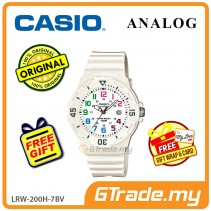 CASIO STANDARD LRW-200H-7BV Analog Ladies Watch | Date Display