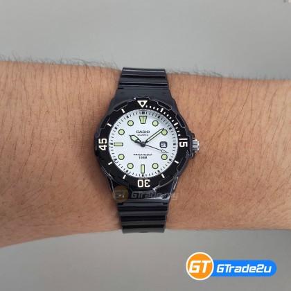 [READY STOCK] CASIO STANDARD LRW-200H-7E1V Analog Ladies Watch | Date Display