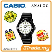 CASIO STANDARD LRW-200H-7E1V Analog Ladies Watch | Date Display