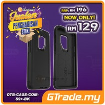 [CLEAR STOCK] OTTERBOX Commuter Dual Layer Tough Case Samsung Galaxy S9 Plus Black
