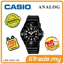 CASIO STANDARD LRW-200H-1BV Analog Ladies Watch | Date Display