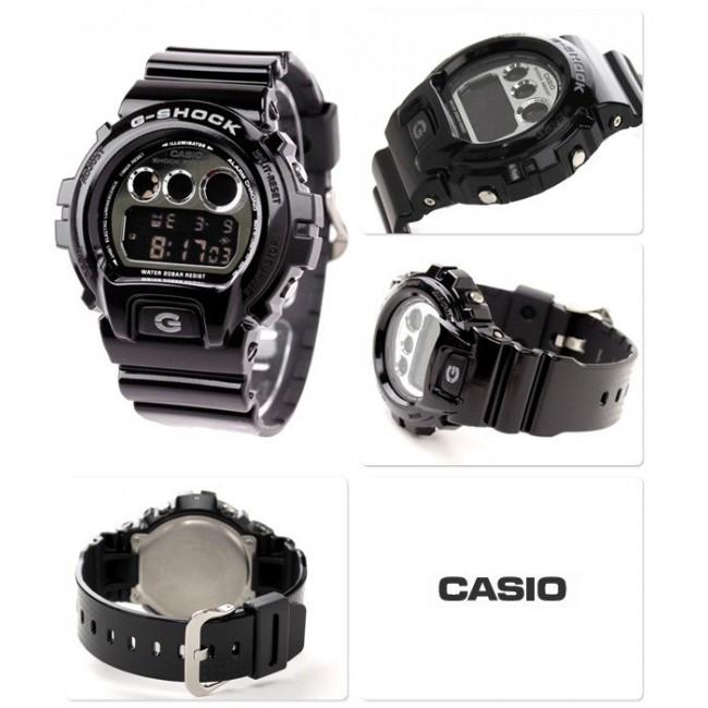 [CLEAR STOCK] CASIO G-SHOCK DW-6900NB-1 Digital Watch | Blue Green EL Backlight