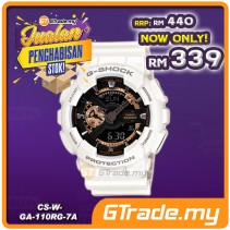 [CLEAR STOCK] CASIO G-SHOCK GA-110RG-7A Analog Digital Watch | 3D Rose Gold Design