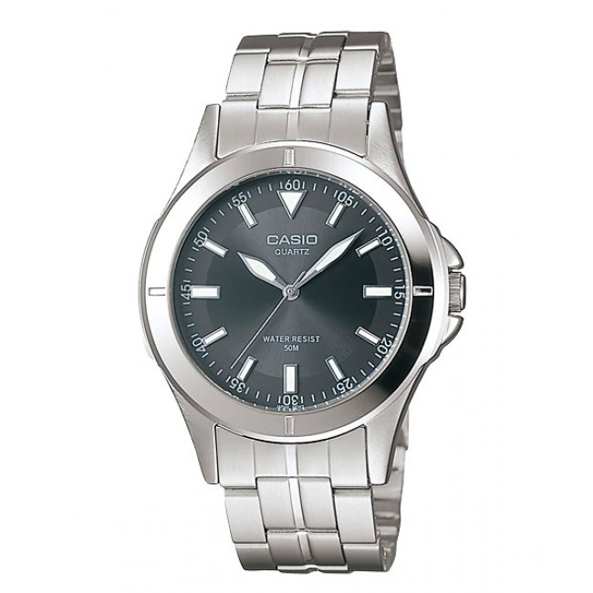 [CLEAR STOCK] CASIO MEN MTP-1214A-8A Analog Watch | Clean Fashion Design