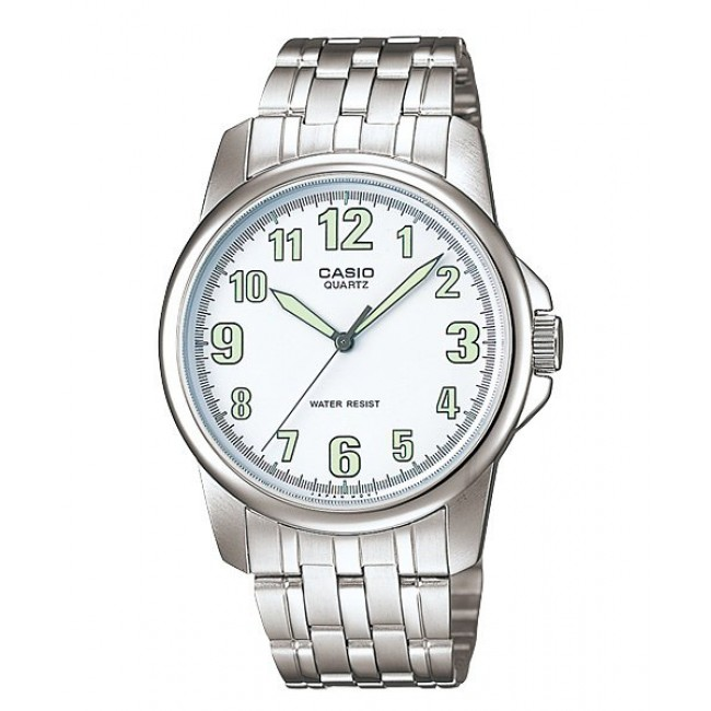 [CLEAR STOCK] CASIO MEN MTP-1216A-7B Analog Watch | Clean Fashion Design