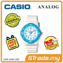 CASIO STANDARD LRW-200H-2BV Analog Ladies Watch | Date Display
