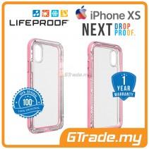 LifeProof Next TripleProof Case | Apple iPhone Xs X - Cactus Rose