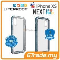 LifeProof Next TripleProof Case | Apple iPhone Xs X - Clear Lake