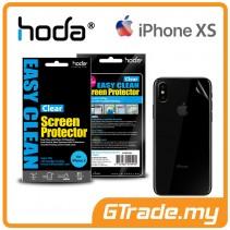 Hoda Back Film iPhone Xs X