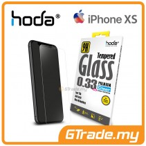 Hoda 0.33mm Tempered Glass iPhone XS X - Clear