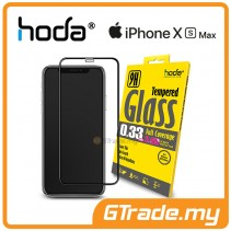 Hoda 2.5D 0.33mm Full Coverage Tempered Glass iPhone XS Max - Clear