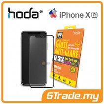 Hoda 2.5D 0.33mm Full Coverage Tempered Glass iPhone Xr - Anti Glare