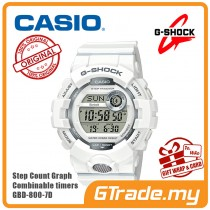 CASIO G-SHOCK GBD-800-7D Digital Watch | G-squad Phone Linking