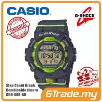 CASIO G-SHOCK GBD-800-8D Digital Watch | G-squad Phone Linking