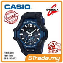 CASIO G-SHOCK GR-B100-1A2 Analog Digital Watch | Gravity Master