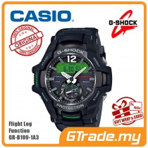 CASIO G-SHOCK GR-B100-1A3 Analog Digital Watch | Gravity Master