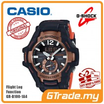 CASIO G-SHOCK GR-B100-1A4 Analog Digital Watch | Gravity Master
