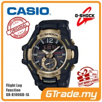CASIO G-SHOCK GR-B100GB-1A Analog Digital Watch | Gravity Master