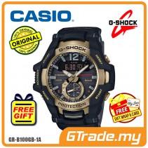 CASIO G-SHOCK GR-B100GB-1A Analog Digital Watch | Gravity Master