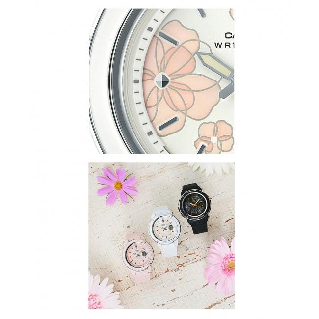 CASIO BABY-G BGA-150FL-7A Analog Digital Watch | Floral Patterns [PRE]