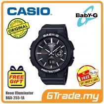 CASIO BABY-G BGA-255-1A Analog Digital Watch | Surface Metal Coating