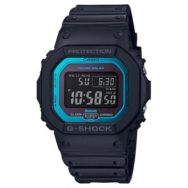 CASIO G-SHOCK GW-B5600-2D Digital Watch | Smartphone Link Tough Solar