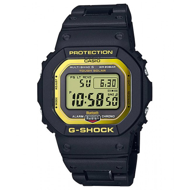 CASIO G-SHOCK GW-B5600BC-1D Digital Watch | Stainless Steel Resin Composite Band