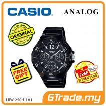 CASIO Women Ladies LRW-250H-1A1 Analog Watch |Fashionable Rotary bezel