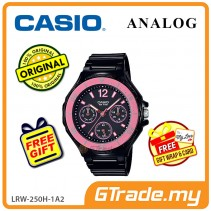 CASIO Women Ladies LRW-250H-1A2 Analog Watch |Fashionable Rotary bezel