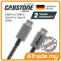 CABSTONE Metal Sync Charger USB-C Type-C Cable 1 Meter *CBSTR