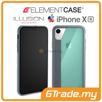 ELEMENT Case Illusion Slim Protect Case Apple iPhone Xr Green