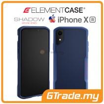 ELEMENT Case Shadow Suregrip Protect Case Apple iPhone Xr Blue