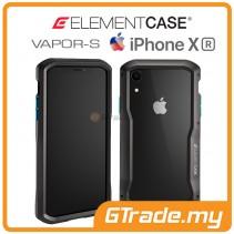 ELEMENT Case Vapor S CNC Bumper Protect Case Apple iPhone Xr Black