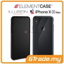 ELEMENT Case Illusion Slim Protect Case Apple iPhone Xs Max Black