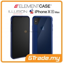 ELEMENT Case Illusion Slim Protect Case Apple iPhone Xs Max Blue