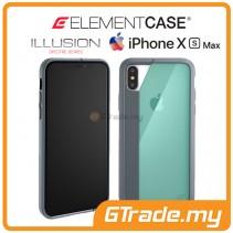 ELEMENT Case Illusion Slim Protect Case Apple iPhone Xs Max Green