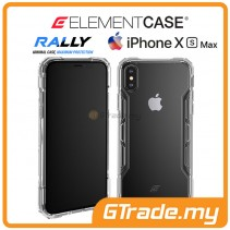 ELEMENT Case Rally High Impact Protect Case Apple iPhone Xs Max Clear