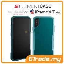 ELEMENT Case Shadow Suregrip Protect Case Apple iPhone Xs Max Green
