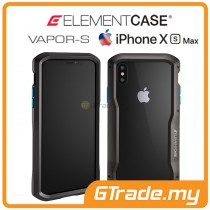 ELEMENT Case Vapor S CNC Bumper Protect Case Apple iPhone Xs Max Black