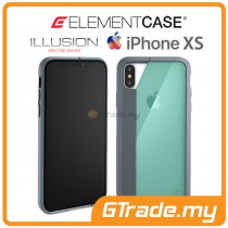 ELEMENT Case Illusion Slim Protect Case Apple iPhone Xs X Green