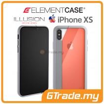 ELEMENT Case Illusion Slim Protect Case Apple iPhone Xs X Orange