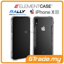 ELEMENT Case Rally High Impact Protect Case Apple iPhone Xr Clear