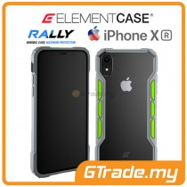 ELEMENT Case Rally High Impact Protect Case Apple iPhone Xr Grey Lime